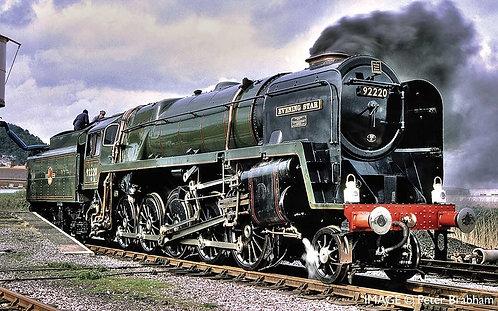 R3988 BR 9F Class 2-10-0 92220 'Evening Star' - Era 5