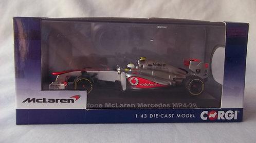 Corgi Special Edition 1:43 Scale McLaren Mercedes