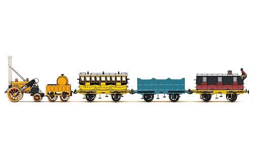 R3956 L&MR Stephenson's Rocket Royal Mail Train Pack - Era 1