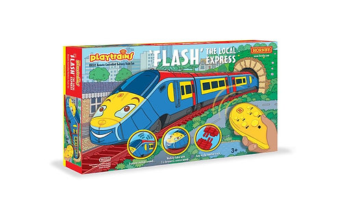 R9332 - 'Flash' The Local Express Remote Controlled Train Set