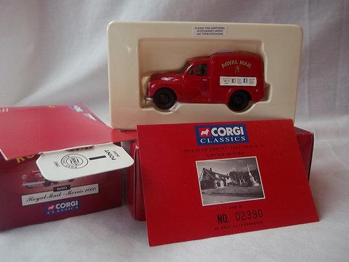 Corgi Limited Edition Royal Mail Van Morris 1000
