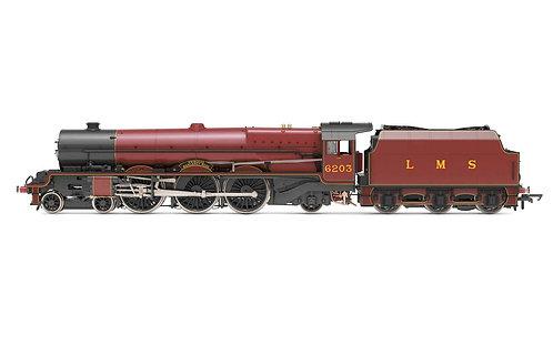 R30001 LMS Princess Royal 4-6-2 6203'Princess Margaret Rose'(flickering firebox)