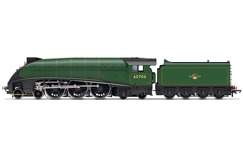 R3980 BR Class W1 'Hush Hush' Streamlined 4-6-4 60700-Era 5