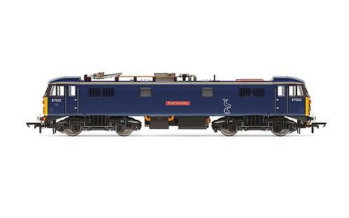 R3751  Caledonian Sleeper, Class 87, Bo-Bo, 87002 'Royal Sovereign' - Era 10