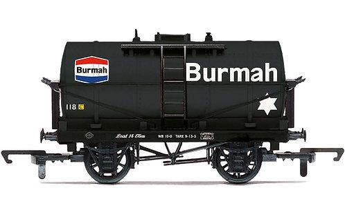 R6954 Burmah, 14T Tank wagon, No. 118 - Era 3/4