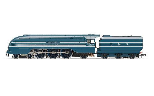 Hornby R3623 LMS Princess Coronation Class 4-6-2 6221 Queen Elizabeth-Era 3