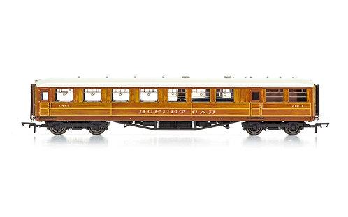 "R4829  LNER, 61' 6"" Gresley Corridor Buffet, 21611 - Era 3"