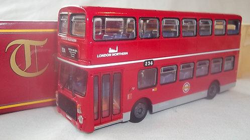 ABC Models Double Deck Bus London Northern 1:76