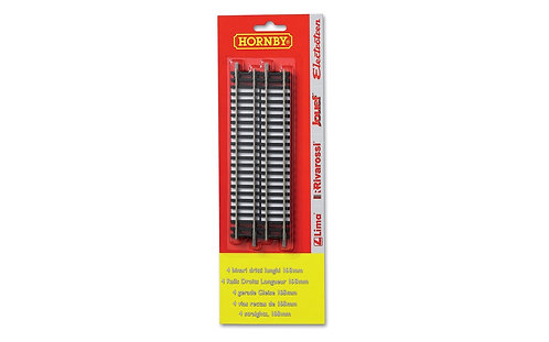 HT8300-R600 Straight Track x4 Blister Pack