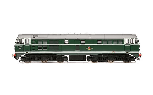 R3661 BR Class 31 A1A-A1A D5509 - Era 6