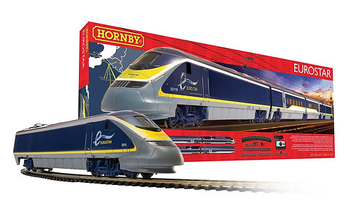 Hornby R1176 Eurostar Train Set