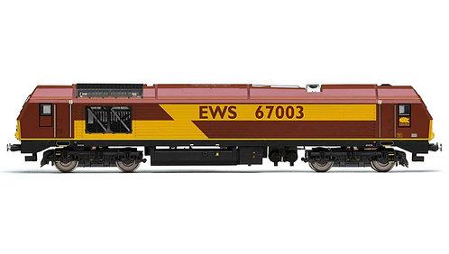 R3399 (Limited Edition) EWS, Class 67 Freight Train Pack - Era 9