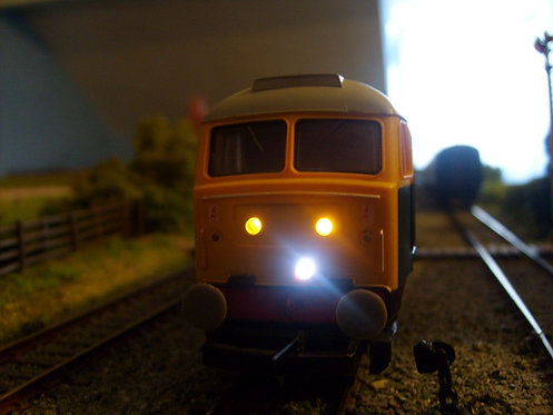 Hornby Railroad & Lima Class 47 Lighting Kit