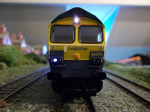 Hornby & Lima Class 66 Custom DCC Lighting Kit