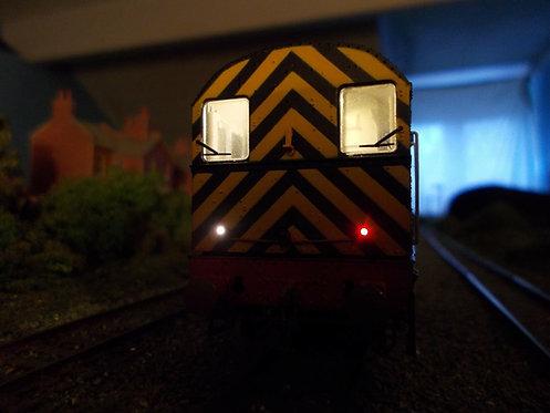 Hornby Super Detail Custom DCC Class 08 / 09 Diesel Shunter Lighting Kit