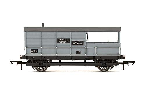 R6922  BR, AA15 20T 'Toad' Goods Brake Van, W68530 - Era 4