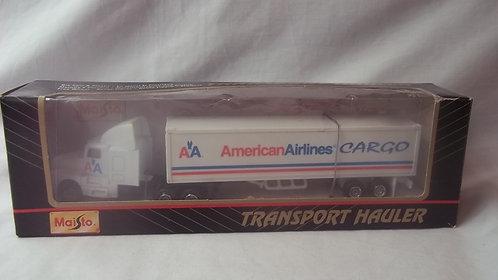 Maisto Transport HaulerAmerican Airlines Cargo