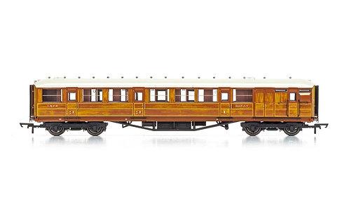 "R4826 LNER, 61' 6"" Gresley Corridor Composite Brake, 32557 - Era 3"