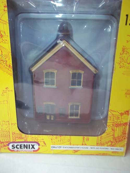 Snexix Stationmaster's House EM6109 OOG/1:76