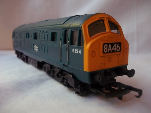 Hornby R084 Class 29 Bo-Bo Diesel BR BLue OO/1:76