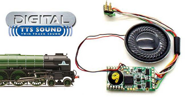 Hornby TTS Sound Decoders