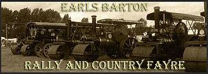 Earls Barton Steam Rally