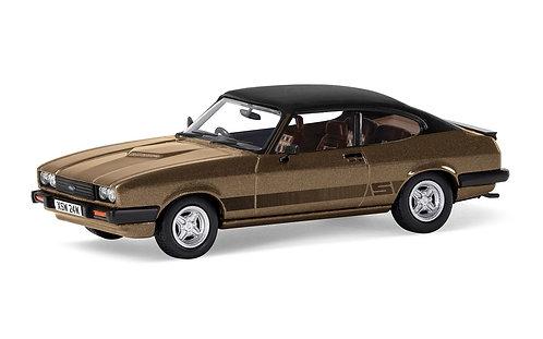 Ford Capri Mk3 3.0S Tibetan Gold