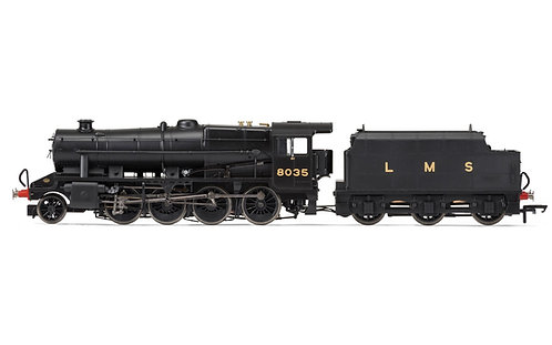 R3565 LMS 8F Class 2-8-0 8035 - Era 3