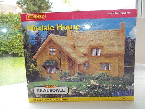 Hornby Skaledale Misdale House R8519 OO/1:76