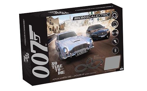 G1161M Micro Scalextric James Bond Set - No Time To Die