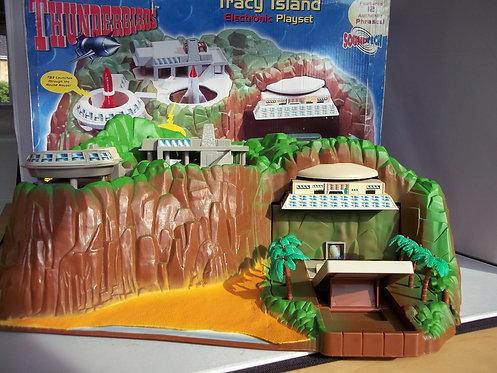 Carlton Vivid Thunderbirds Electronic Tracy Island
