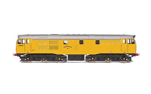R3745 Network Rail, Class 31, A1A-A1A, 31602 'Driver Dave Green' - Era 9