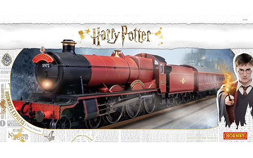 Hornby R1234M Hogwarts Express Train Set