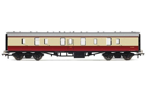 R4845  BR, Mk1 Parcels, M80584 - Era 4