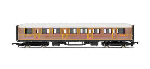 R4332 LNER Composite Coach - Era 3