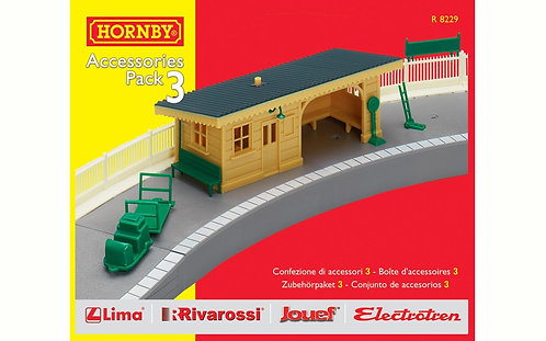 R8229 TrakMat Accessories Pack 3