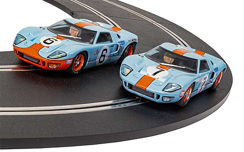 C4041A Ford GT40 1969 Gulf Twin Pack