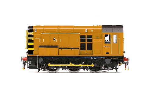 R3899 BR Class 08 0-6-0 08715 - Era 8