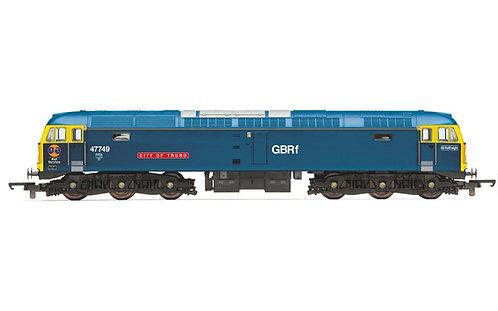 R3907 GBRf, Class 47/7, Co-Co, 47749 'City of Truro' - Era 11