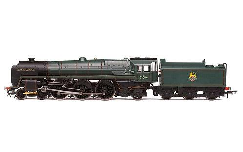R3995 BR 'Clan' Standard 6MT 4-6-2 72004 'Clan MacDonald' - Era 4