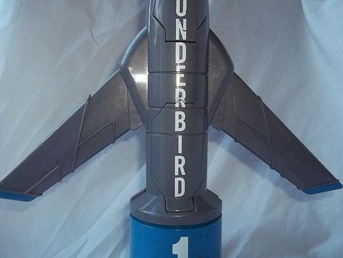 Supersize Electronic Thunderbird 1 Rocket + Sounds