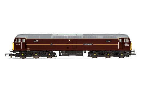 R3757 EWS, Class 47/7, Co-Co, 47798 'Prince William' - Era 9