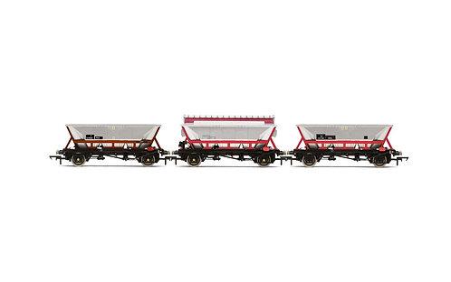 R6963  National Wagon Preservation Group, Hopper wagons, three pack - Era 11