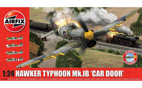 A19003A Hawker Typhoon Mk.1B - Car Door 1:24 Scale