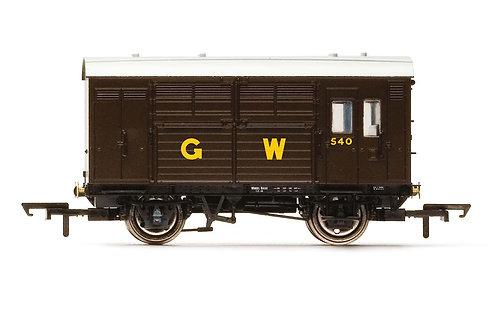 R6972 GWR N13 Horse Box 540 - Era 3