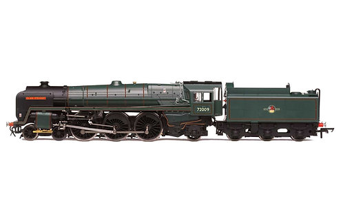 R3996 BR 'Clan' Standard 6MT 4-6-2 72009 'Clan Stewart' - Era 5
