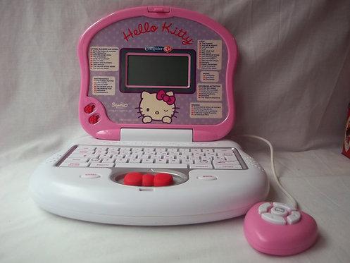 Hello Kitty Educational Speaking Laptop 5+