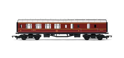 R4389 LMS Brake Third Coach - Era 3