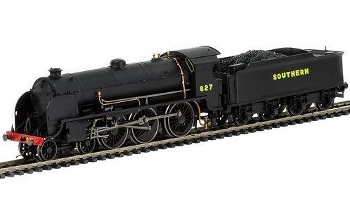 R3411 SR Maunsell S15 Class 4-6-0 827 - Era 3