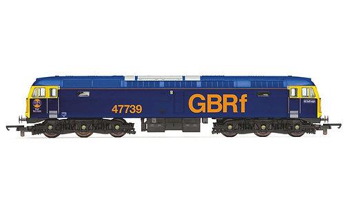 R3906 GBRf, Class 47/7, Co-Co, 47739 - Era 11